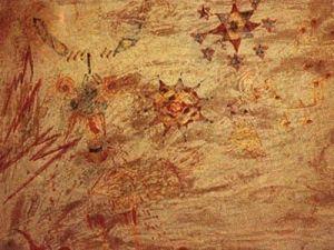 julian lennon'un çizdiği resim
